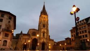 OVIEDO - CATTEDRAL SAN SALVADOR