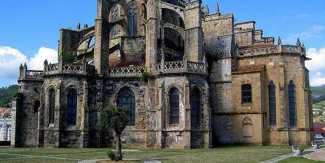 cattedrale castro urdiales