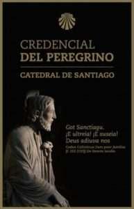 Credenziale Cammino di Santiago