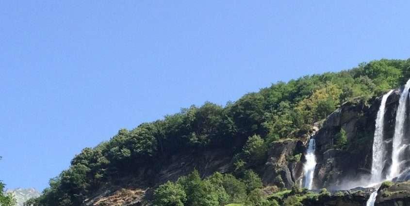 cascata acquafraggia