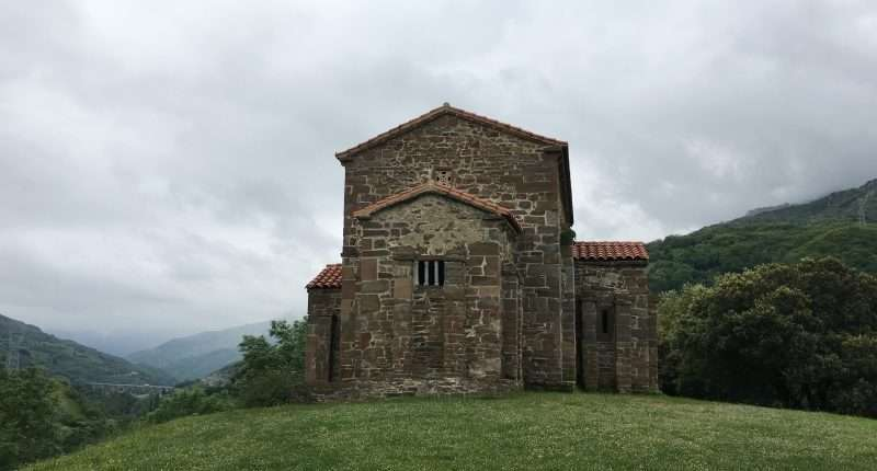 Cammino di San Salvador Mieres