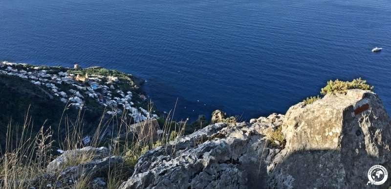 il sentiero degli dei in costiera amalfitana