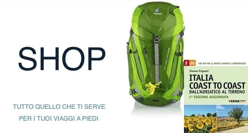 shop tutto per il trekking