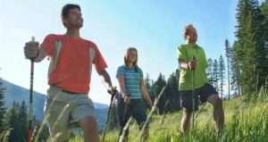 Istruttori Nordic Walking