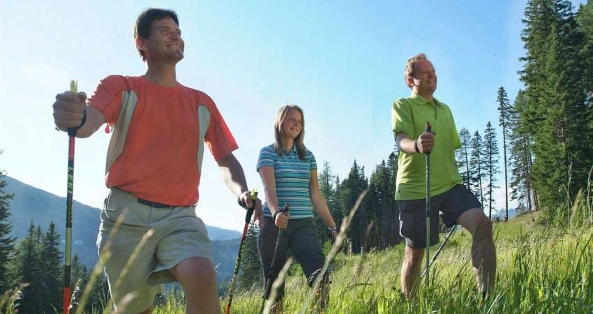 Istruttori Nordic Walking