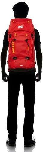 Osprey Kestrel 38, Zaino Unisex - Adulto, Dragon Red, S