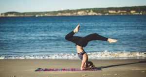 nordic walking e yoga