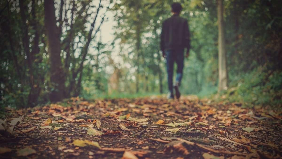 camminare sulla strada giusta