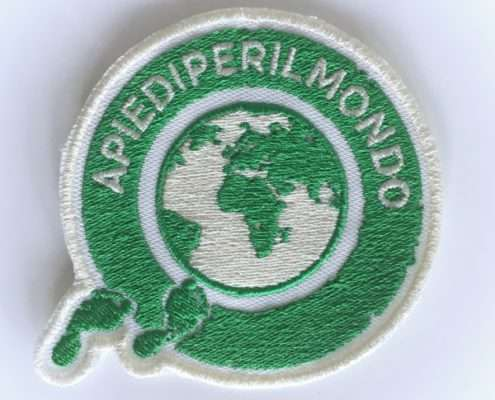 Patch Apiediperilmondo