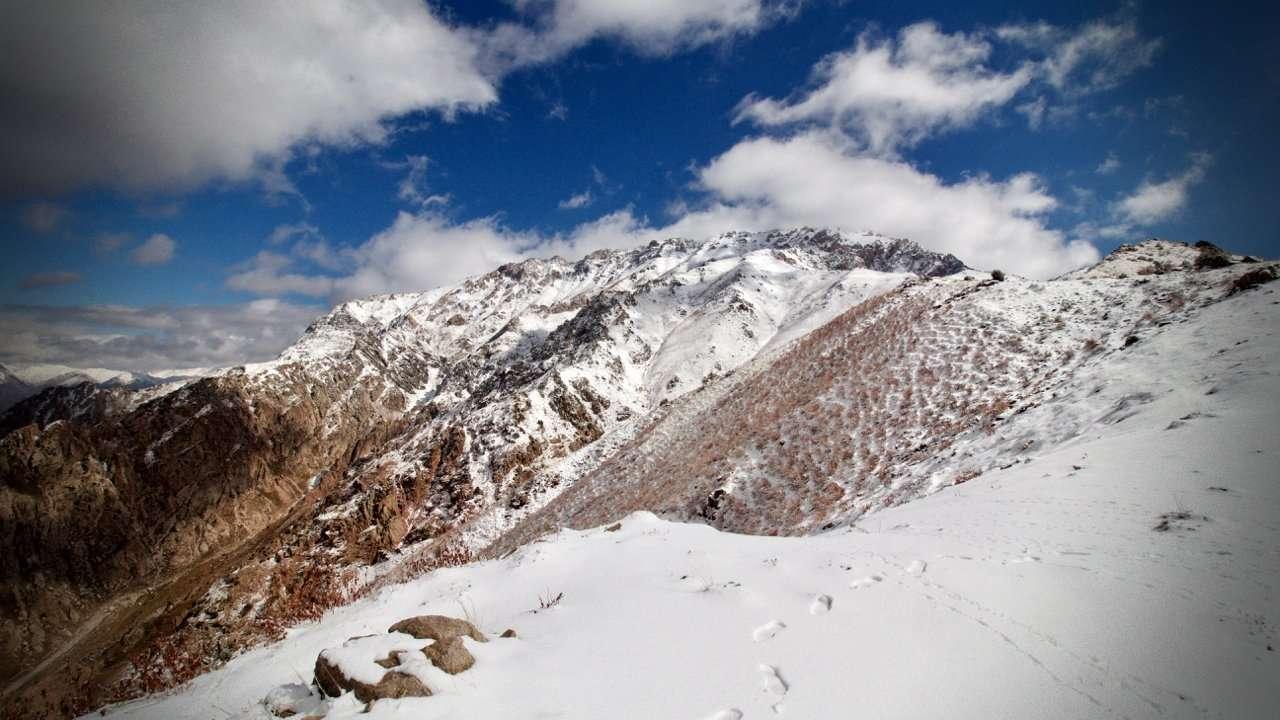 trekking uzbekistan