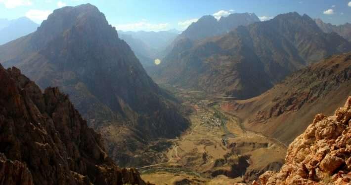 Trekking in Uzbekistan
