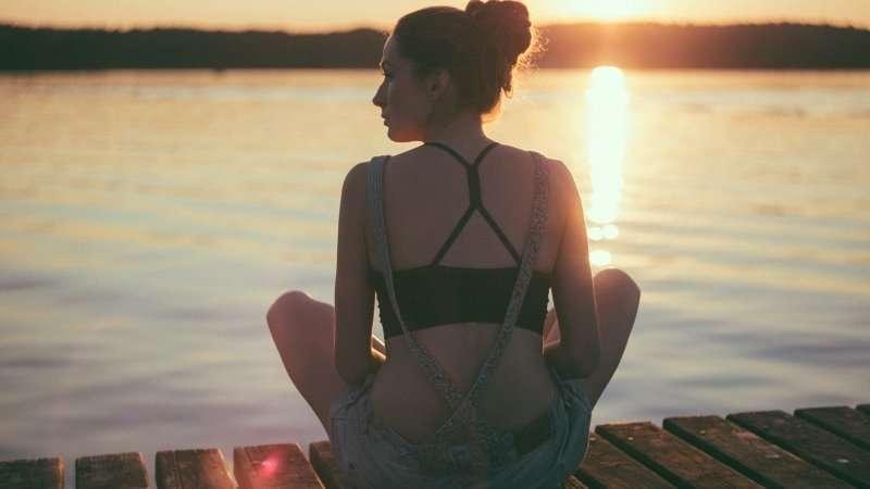 Meditare camminando