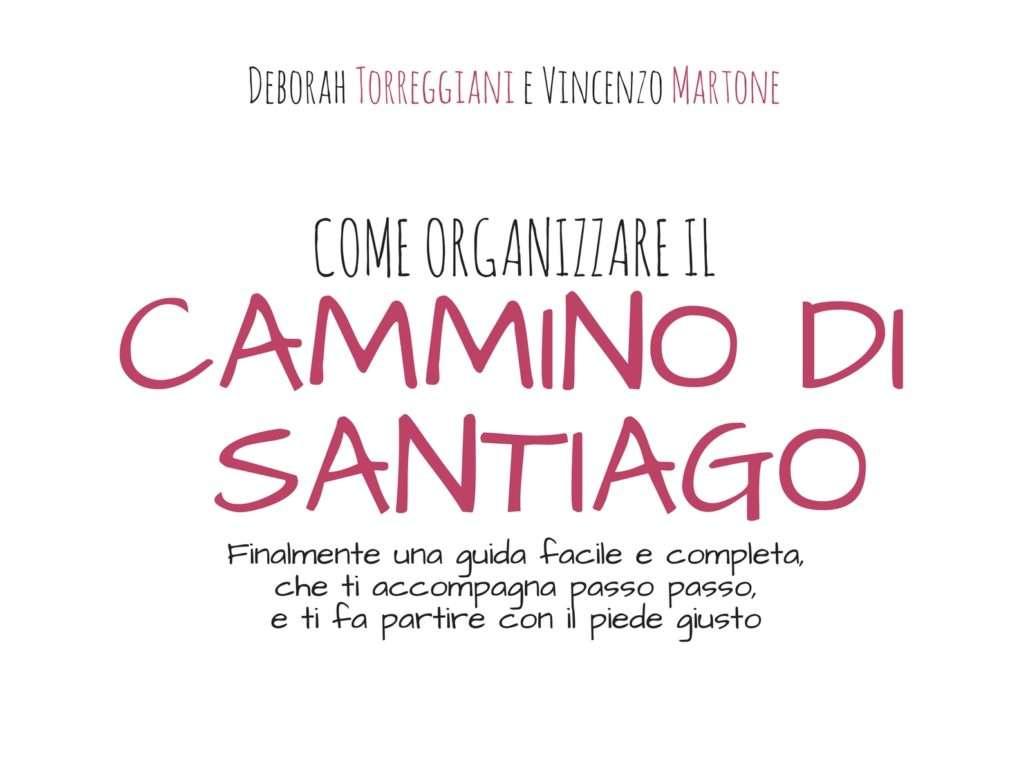 Come organizzare il Cammino di Santiago copertina web