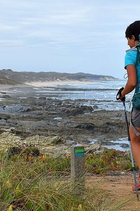 Rota Vicentina - Fisherman's trail