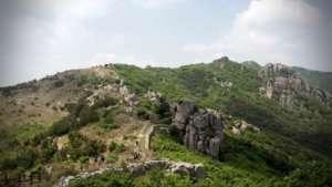 Trekking in Korea del Sud