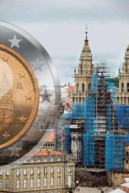 nuova moneta dedicata a Santiago