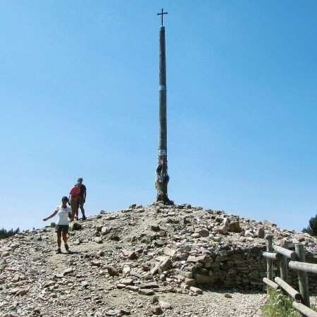 Cruz de Hierro - Cammino di Santiago