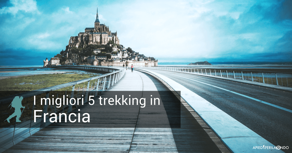 Trekking in Francia