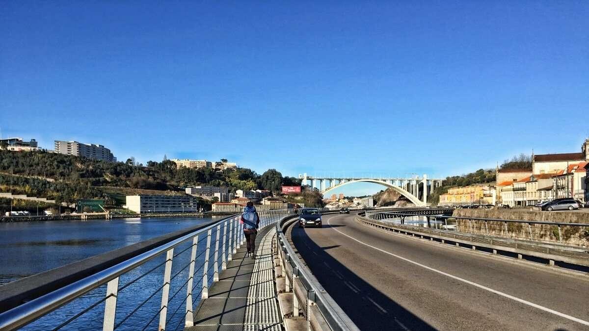cammino portoghese della costa tappa 1 travel blog