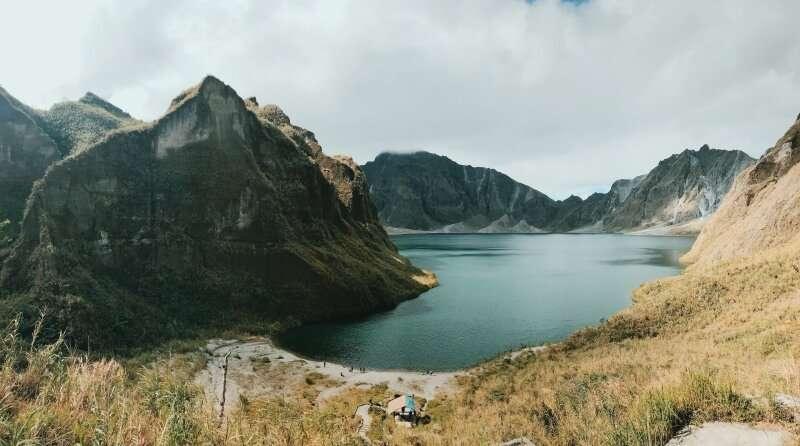 trekking nelle filippine