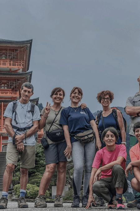 viaggi a piedi e trekking di gruppo