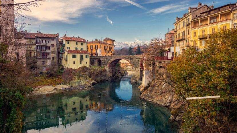 Via francigena Ivrea Pavia