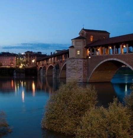 Via Francigena Pavia