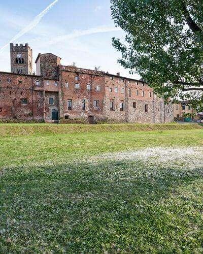 Via Francigena Lucca siena