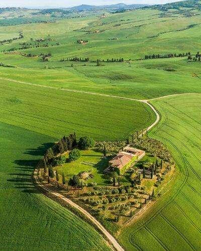 cammini e trekking in italia