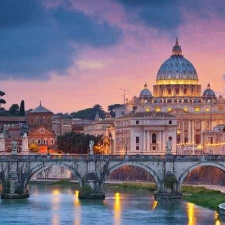 Via Francigena Siena Roma