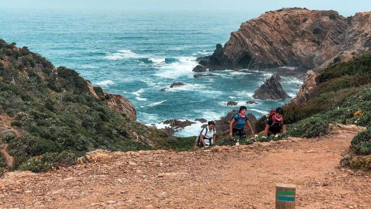 Fishermen's Trail - Rota Vicentnia