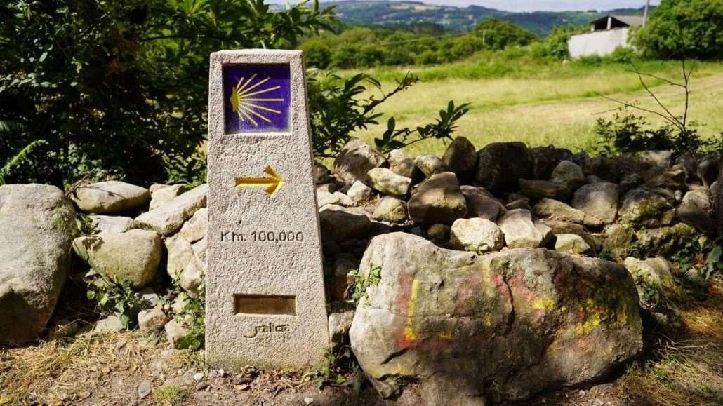 Cammino di santiago da Sarria