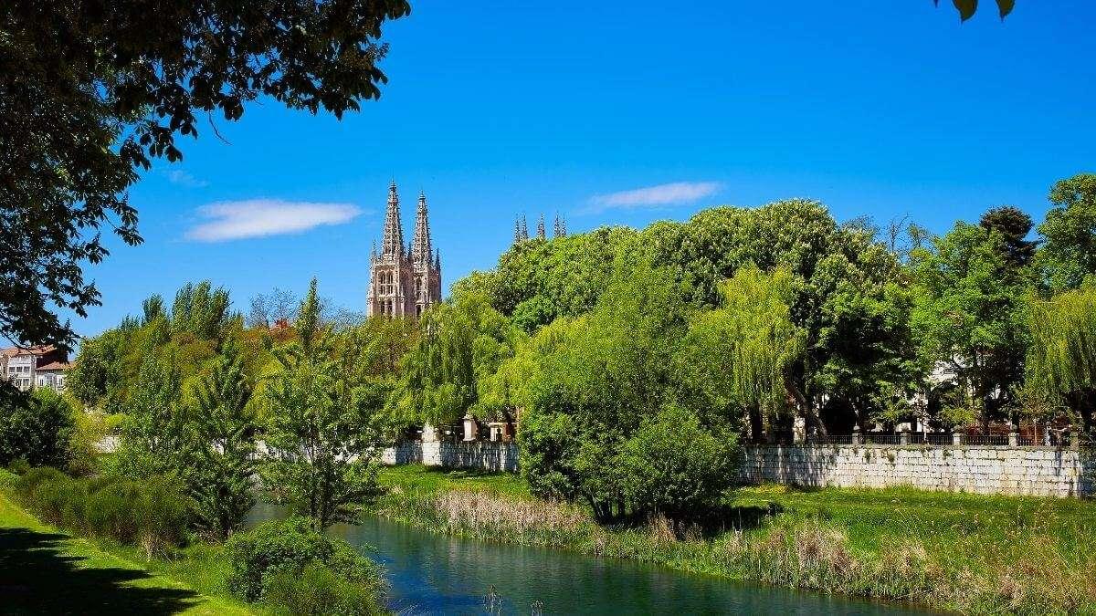 Cammino di Santiago da Burgos