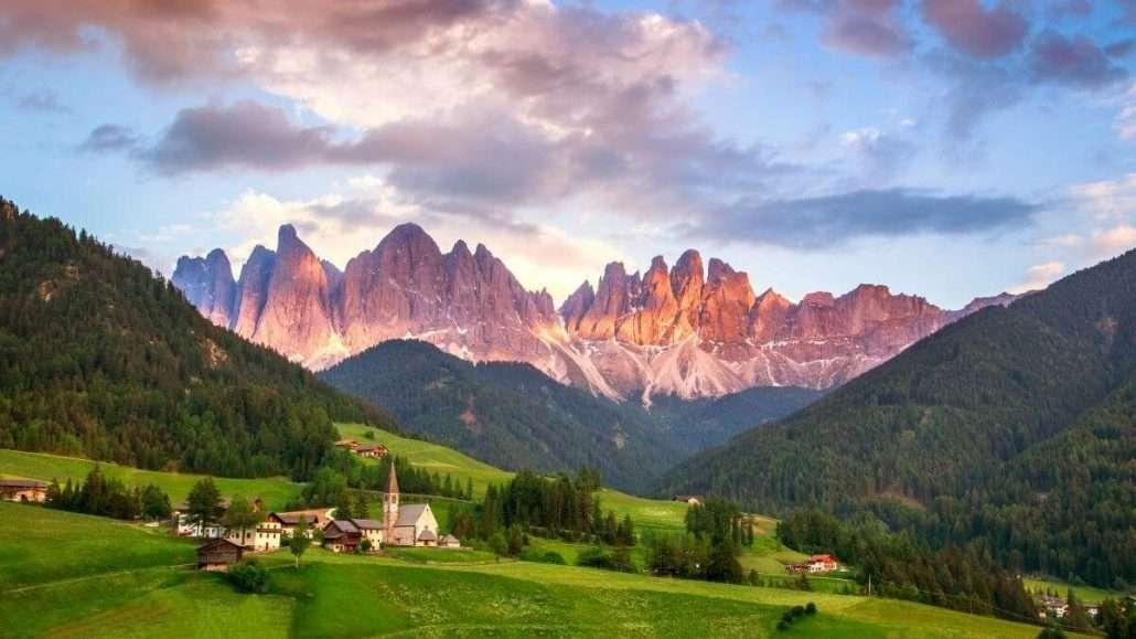 Viaggi a piedi in Italia