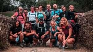Viaggi a piedi di gruppo