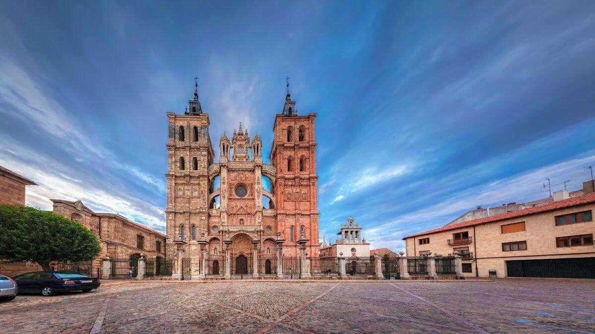 Cammino di Santiago da Astorga