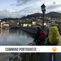Cammino di Santiago da Tui