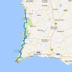 Rota Vicentina - Fishermen's Trail - Apiediperilmondo